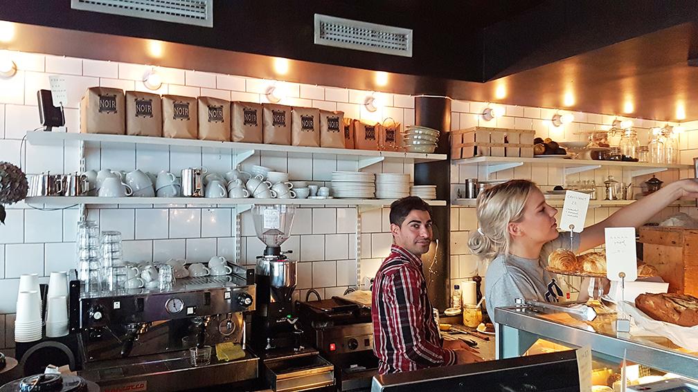 CAFE I MALMÖ
