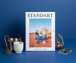 Standart Issue 23 x European Coffee Trip