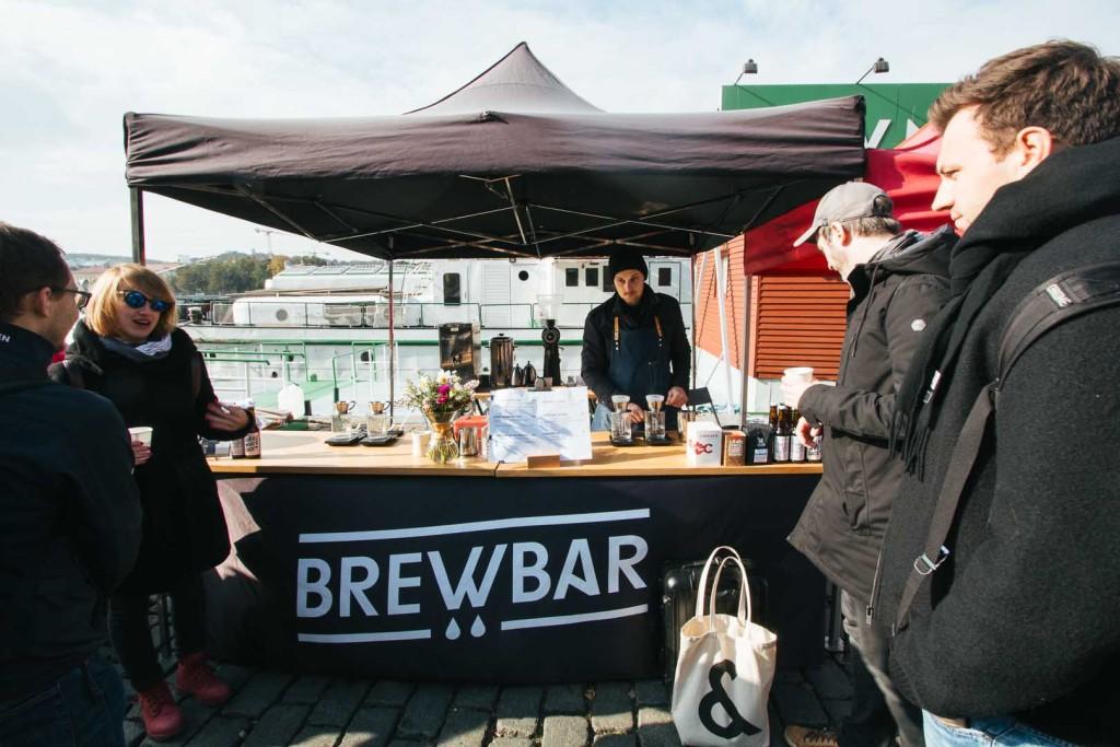 Third Wave Wichteln Goes Czech Republic - Brew Bar