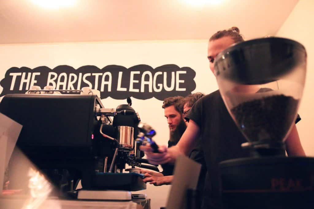 The Barista League