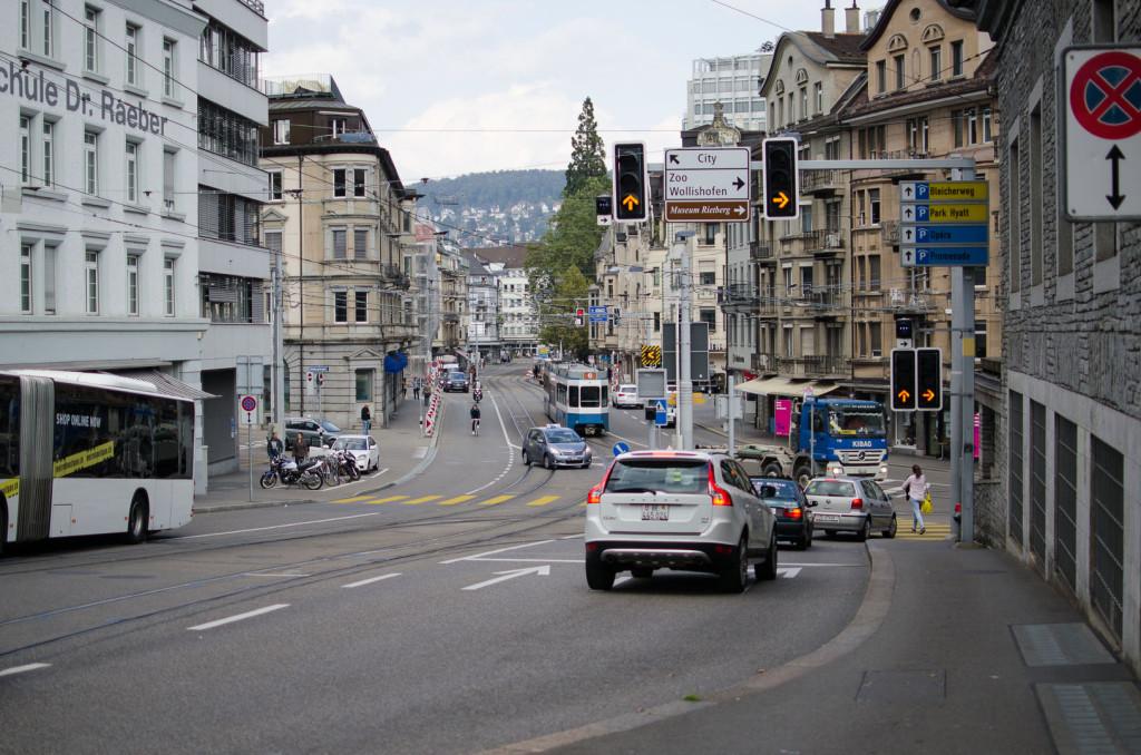 Zurich Street MAME COFFEE
