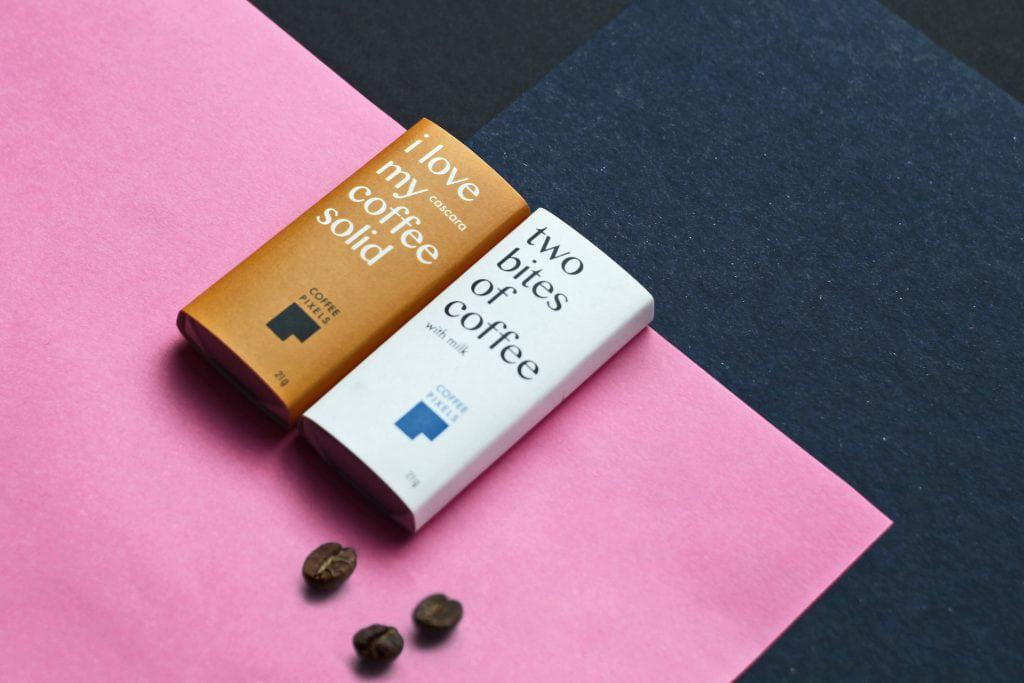 Coffee Pixels - solid coffee - Riga 3