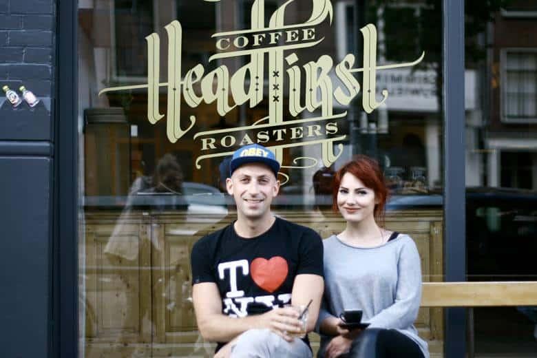 Amsterdam Coffee Festival - People Worth Hugging - The Coffeevine