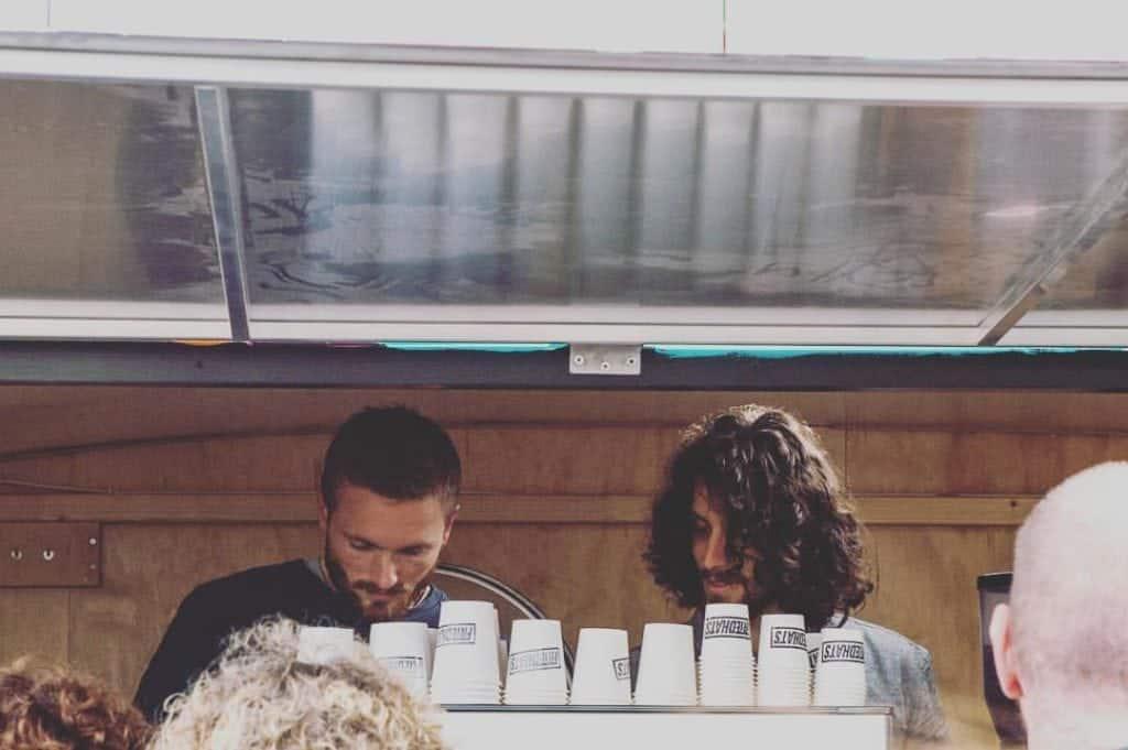 Amsterdam Coffee Festival - People Worth Hugging - Friedhats