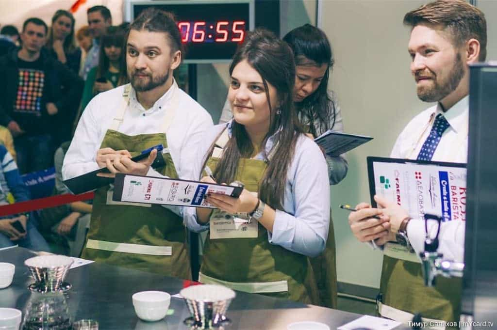 Amsterdam Coffee Festival - People Worth Hugging - Irina Sharipova