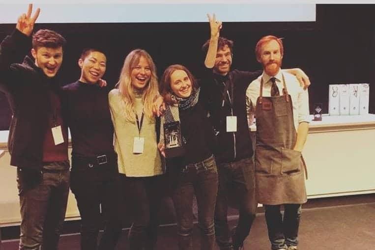 Amsterdam Coffee Festival - People Worth Hugging - Daniella Rene