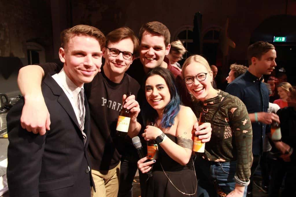 Amsterdam Coffee Festival - People Worth Hugging - Mikaela Wallgren