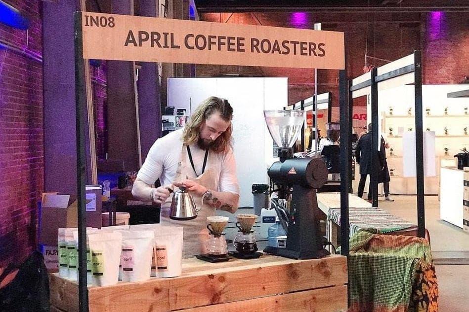 Amsterdam Coffee Festival - People Worth Hugging - Patrik Rolf Karlsson