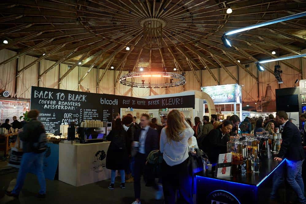 Amsterdam Coffee Festival - People Worth Hugging by James Bryant 2