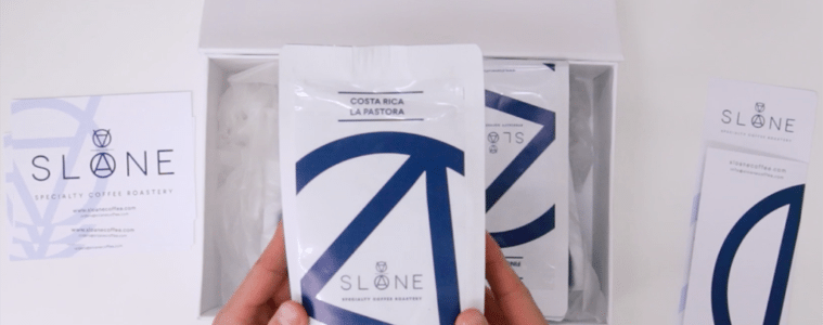 Tasting Sloane Coffee Roastery