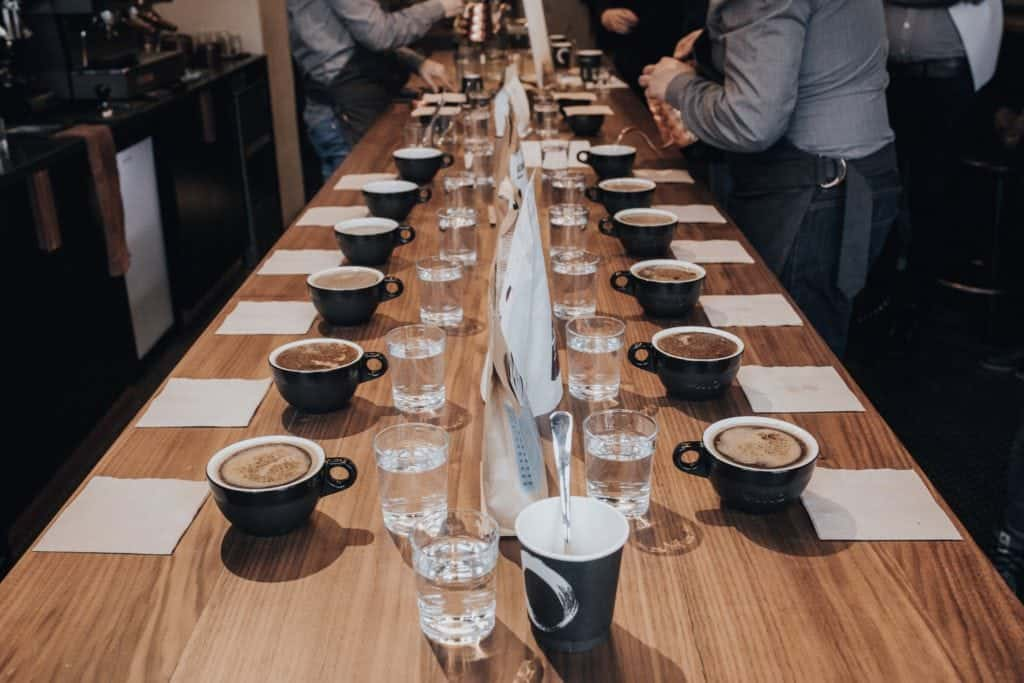 Narcoffee - better cupping sheet