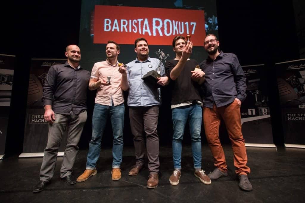 Czech Barista Championship 2017 - 1