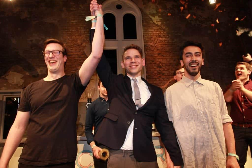 Amsterdam Coffee Festival - People Worth Hugging - Jonatan Scheeper