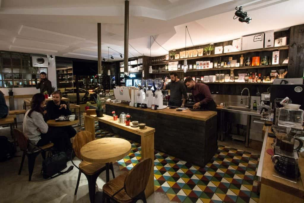Hidden Cafe, Barcelona