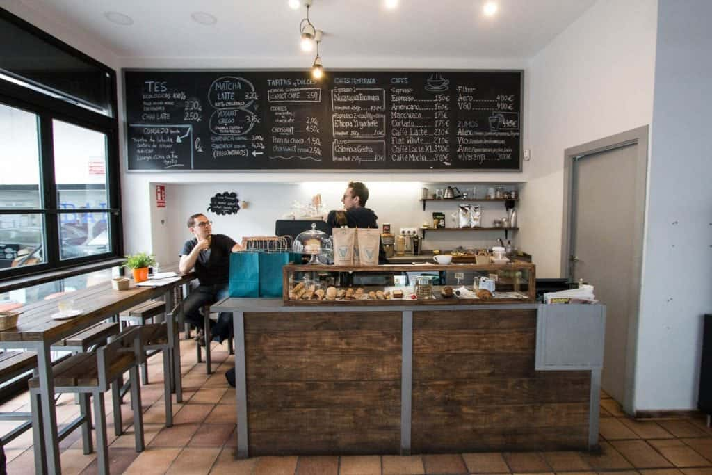 Animal Coffee Bar, Barcelona