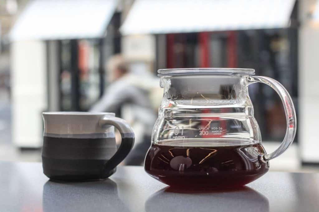 Coffee ceramics