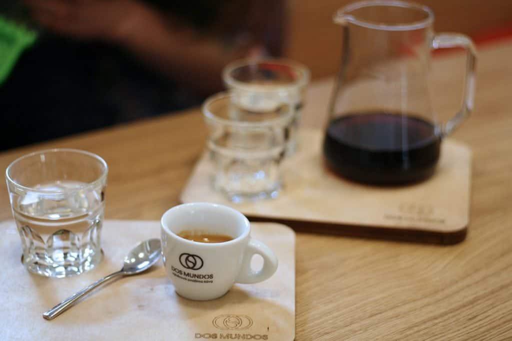Prague - Dos Mundos Cafe