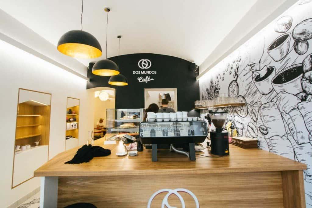 Prague - Dos Mundos Cafe - Letna