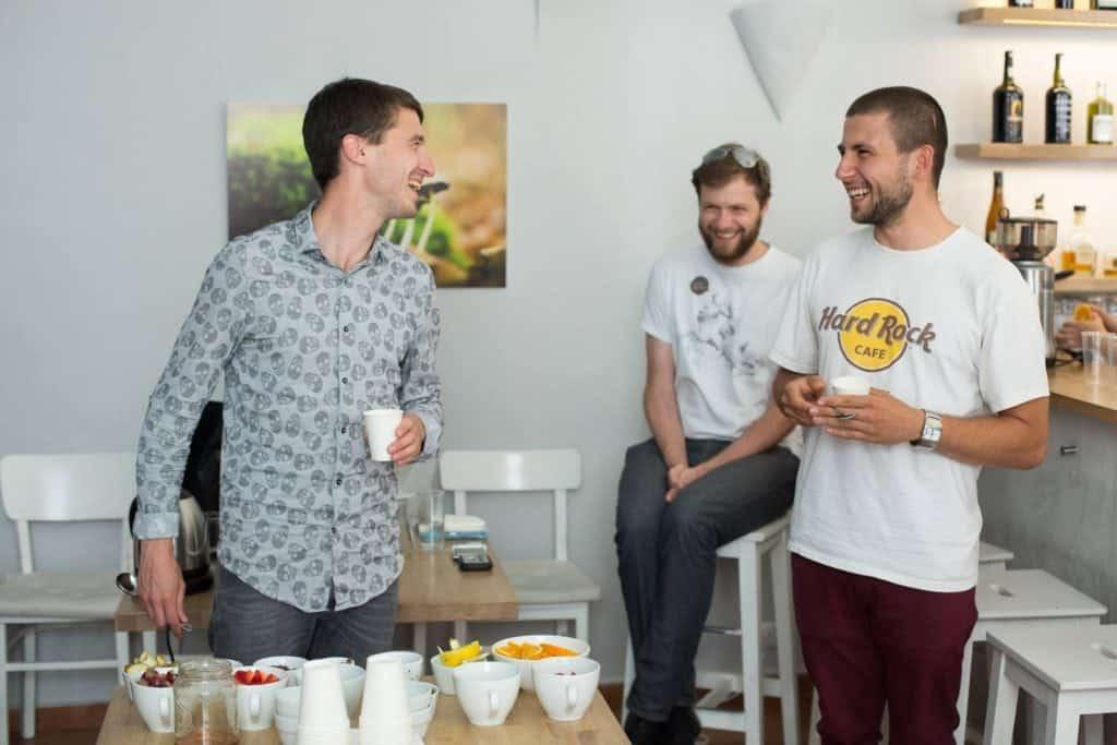Rbelbean - Cafe Datel
