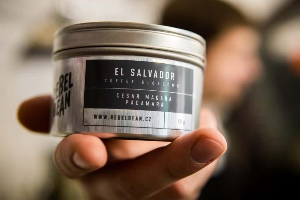 Rebelbean - Coffee blossoms from El Salvador
