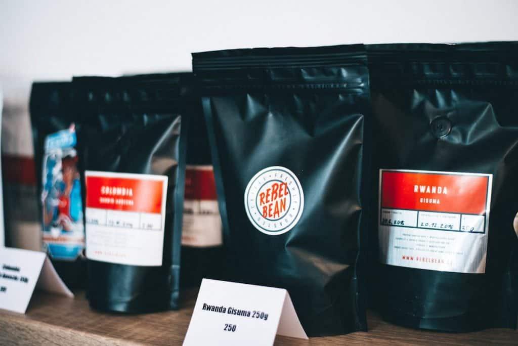 Rebelbean - Coffee Bag