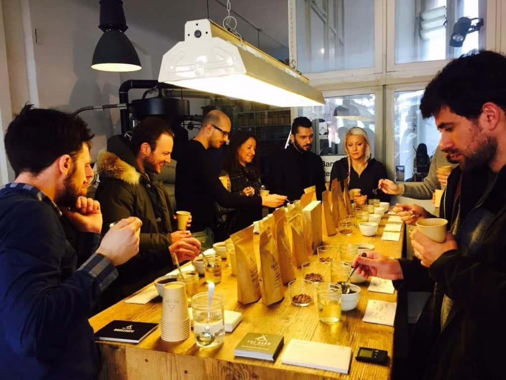 coffee education berlin