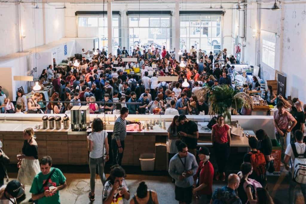 International Barcelona Coffee Festival