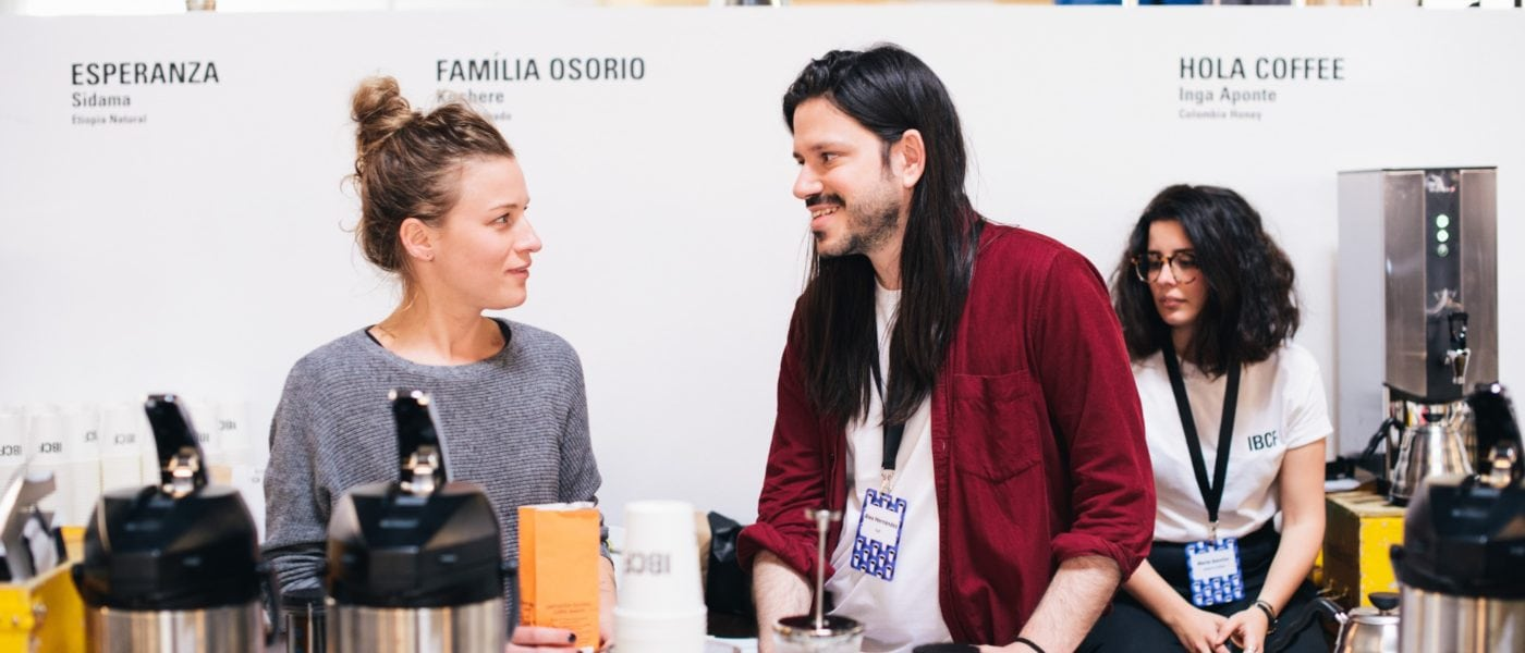 International Barcelona Coffee Festival