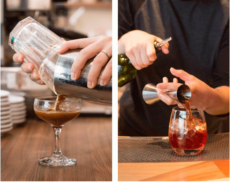 Coffee Cocktails: Espresso Martini & Coffee Negroni