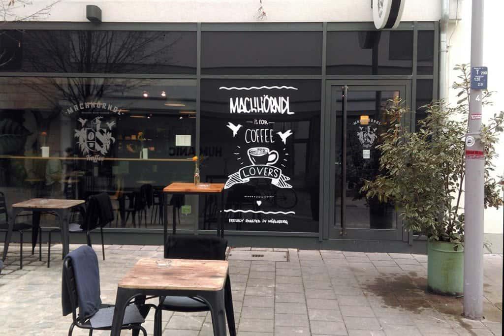 Machhörndl Espresso-Brew Bar - Nuremberg