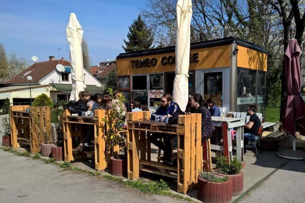 Coffee in Croatia