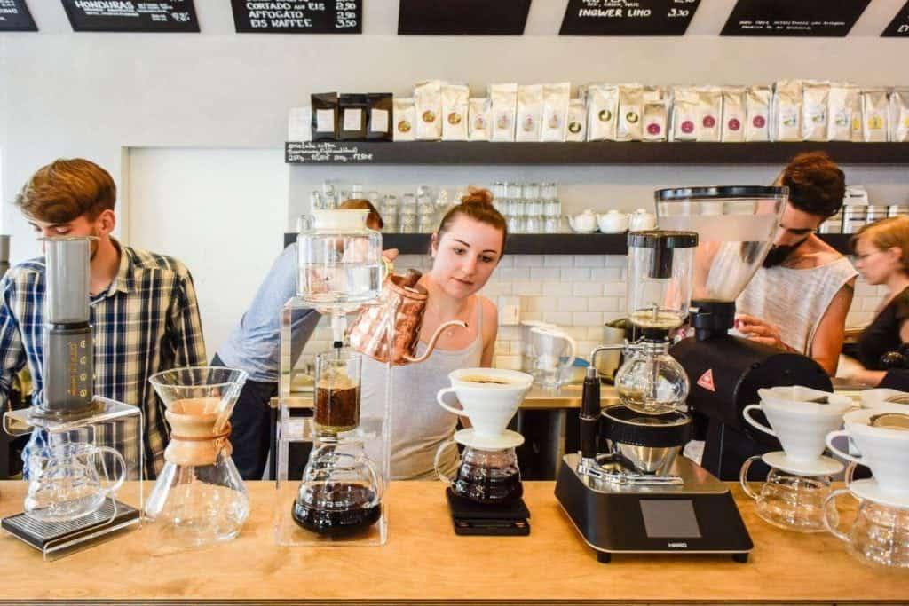 Brühmarkt - Frankfurt coffee 2