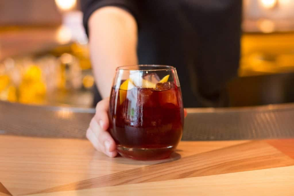 Coffee Cocktails: Coffee Negroni at 4pokoje
