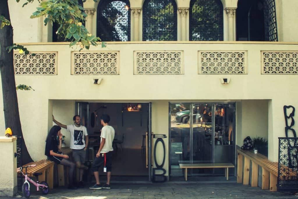 bob coffee lab outside view