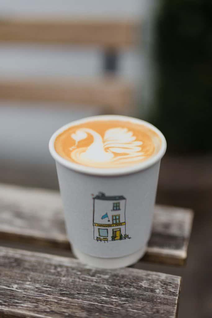 Flat White at Coffeewerk + Press, Galway