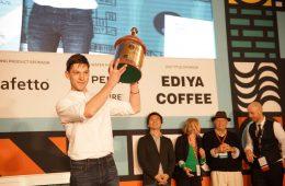 Dale Harris, the World Barista Champion 2017