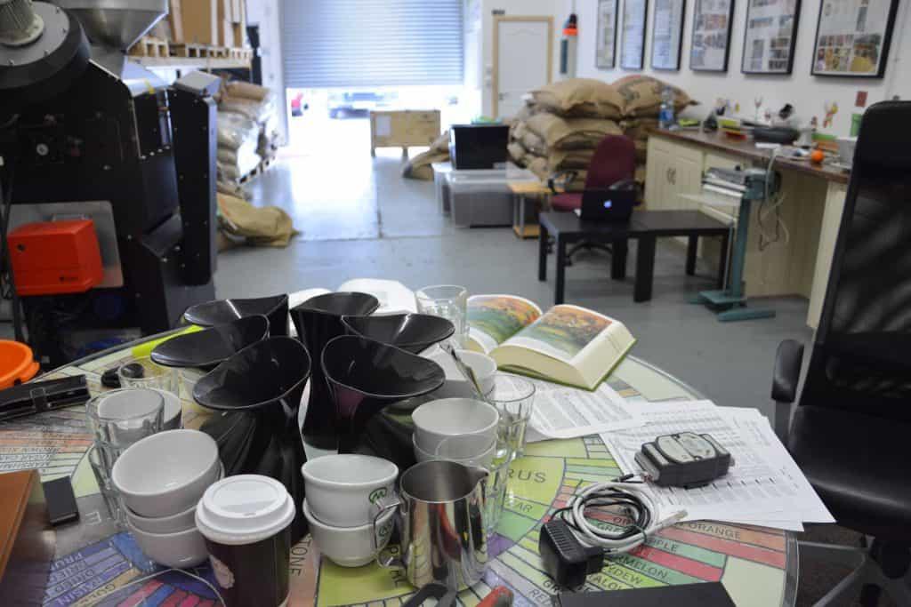 Silverskin Coffee Roasters