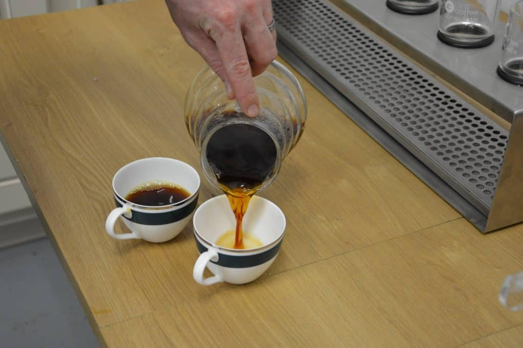 Filter Coffee at Silverskin Coffee Roasters