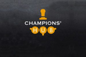 Champions' Hub by Victoria Arduino