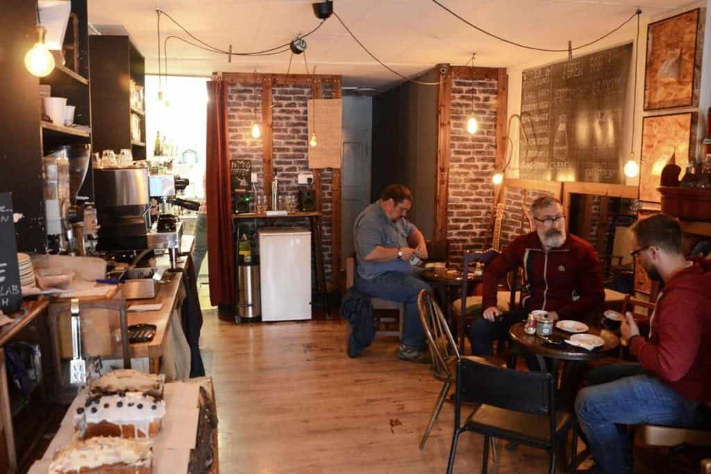 Ten Great Cafes Of Glasgow European Coffee Trip