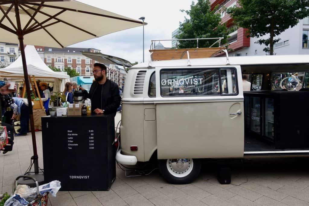 the VW van of Törnqvist