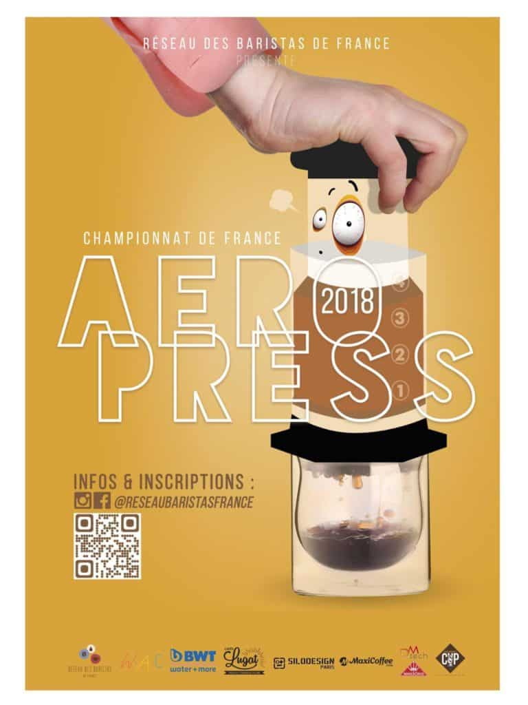 2018 French AeroPress Championship