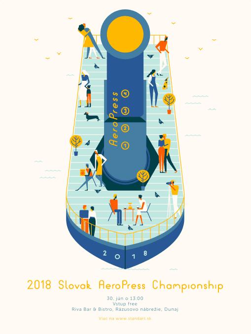 Slovak AeroPress Championship 2018