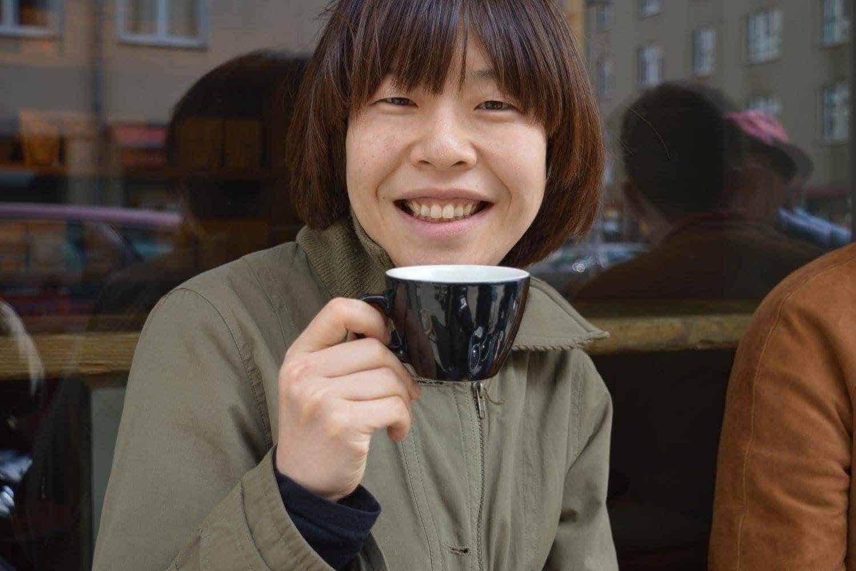 Yuko Inoue, The Barn, Barista Stories, Berlin