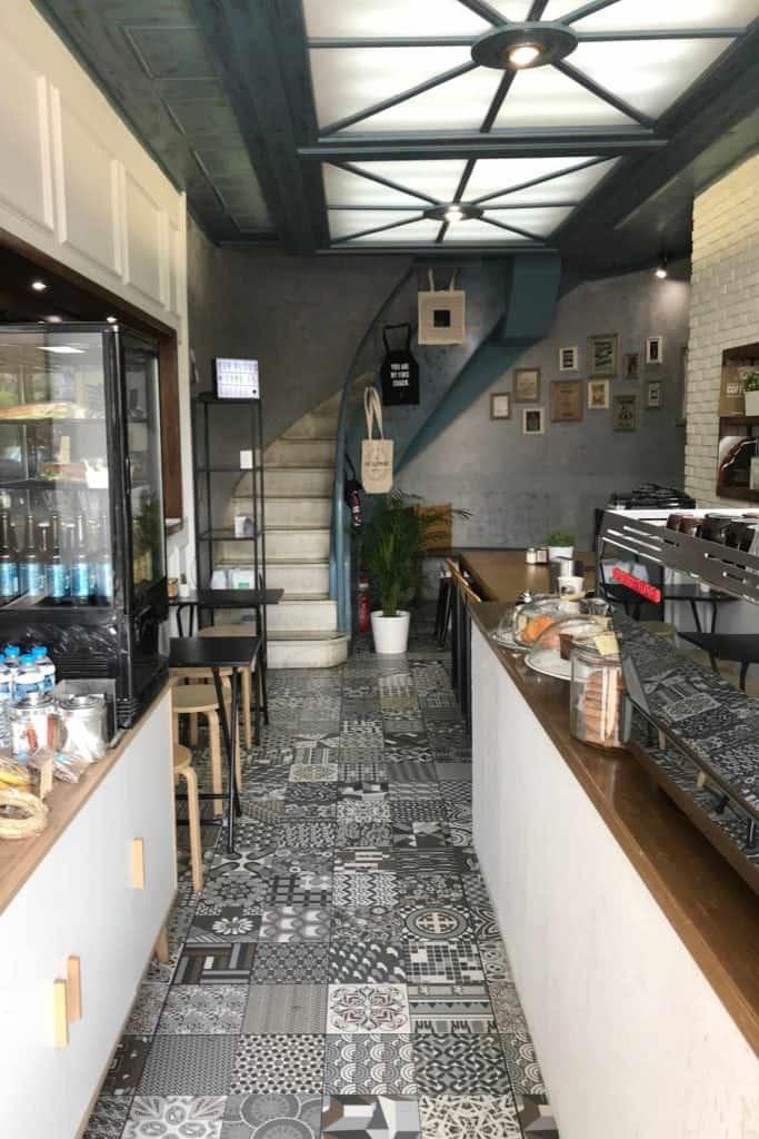Foyer Espresso Bar, Athens, notNeutral Lino cups