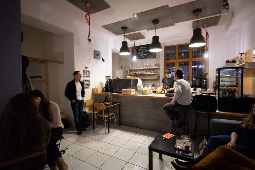 Kafe Jak Lusk, Olomouc Coffee Guide