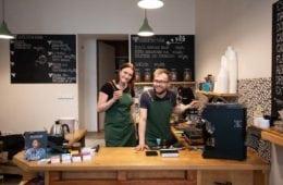 Kikafe, Olomouc Coffee Guide