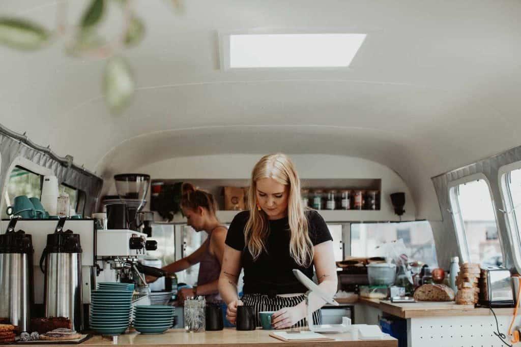Ri Meredith, Barista Stories, Bristol, Convoy Espresso