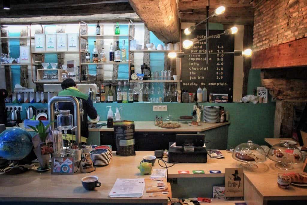 Café 1802