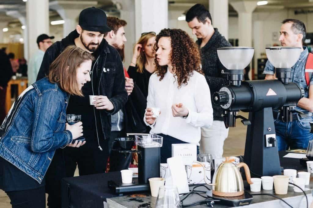 Veronika Jelinkova, La Cabra Coffee Roasters
